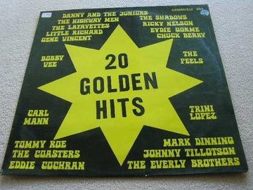 20 Golden Hits - Eddie Cochran, The Shadows.G1 доставка товаров из Польши и Allegro на русском