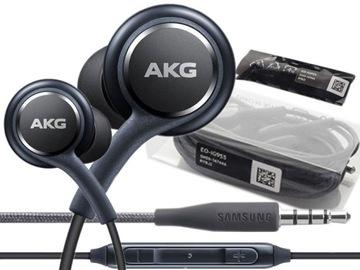 НАУШНИКИ SAMSUNG IG955 AKG S8 S10 A40 A50 A51 A70 доставка товаров из Польши и Allegro на русском
