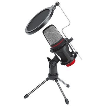 Mikrofon streamingowy / studyjny Marvo MIC-02 доставка товаров из Польши и Allegro на русском