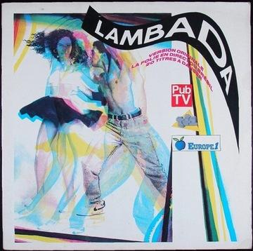 LAMBADA - różni wykonawcy - 2 x LP доставка товаров из Польши и Allegro на русском