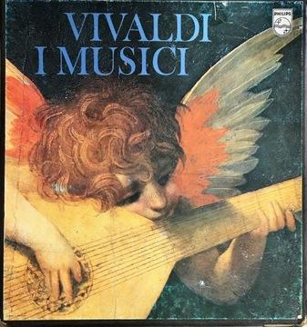17LP BOX VIVALDI I MUSICI доставка товаров из Польши и Allegro на русском
