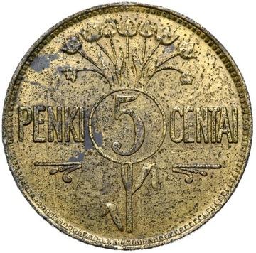 + Литва 5 Centai Центов 1925 доставка товаров из Польши и Allegro на русском