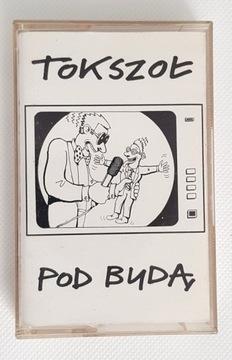 POD BUDĄ TOKSZOŁ kaseta audio доставка товаров из Польши и Allegro на русском