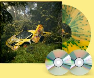 OSTR & HADES - HAO2, LP + 2CD limit splatter доставка товаров из Польши и Allegro на русском