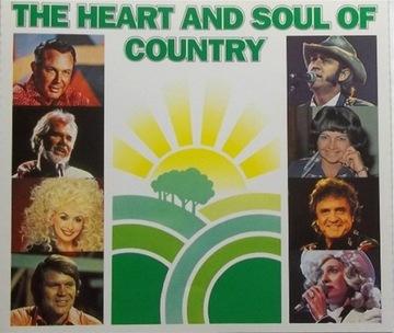 The Heart And Soul Of Country доставка товаров из Польши и Allegro на русском