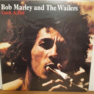 Bob Marley And The Wailers Catch A Fire 180g USA доставка товаров из Польши и Allegro на русском