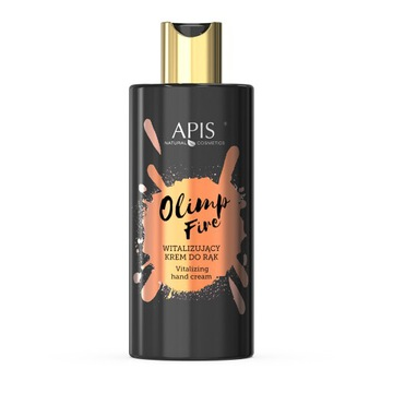 APIS Olimp Fire Nawilżający krem do rąk perfumowan доставка товаров из Польши и Allegro на русском