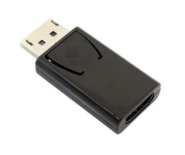 ADAPTER DisplayPort HDMI do komputera laptopa доставка товаров из Польши и Allegro на русском