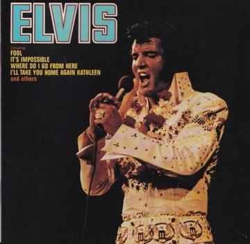 Elvis Presley - Elvis CD доставка товаров из Польши и Allegro на русском