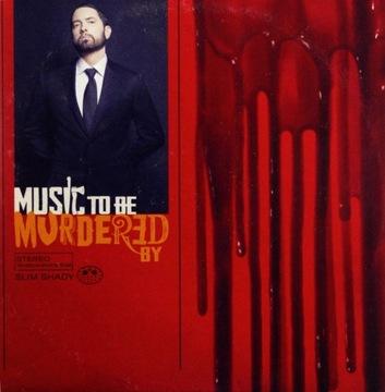EMINEM: MUSIC TO BE MURDERED BY [CD] доставка товаров из Польши и Allegro на русском