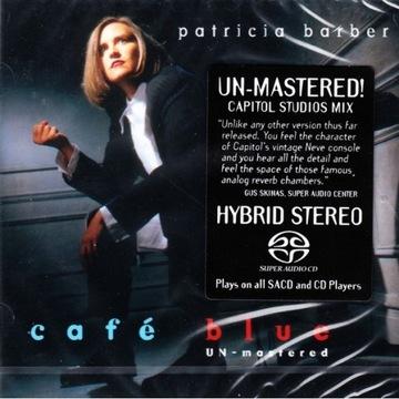 { PATRICIA BARBER CAFE BLUE /SACD UN-MASTERED USA доставка товаров из Польши и Allegro на русском