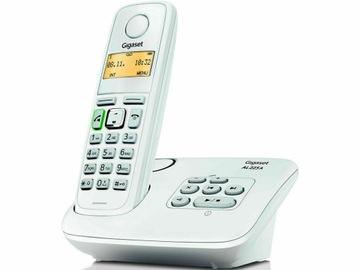 Telefon stacjonarny bezprzewodowy AL225A GIGASET доставка товаров из Польши и Allegro на русском