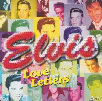 Elvis Presley - Love Letters CD доставка товаров из Польши и Allegro на русском