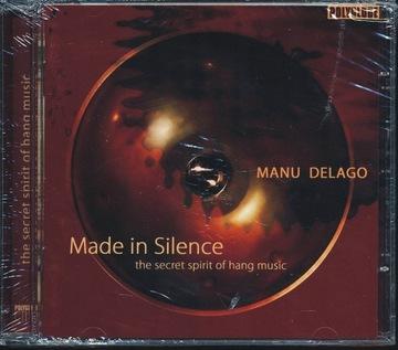 MANU DELAGO - Made in Silence Hang Drum доставка товаров из Польши и Allegro на русском