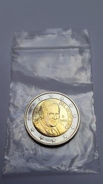 2 евро Ватикан 2006 Папа Бенадикт XVI  доставка товаров из Польши и Allegro на русском