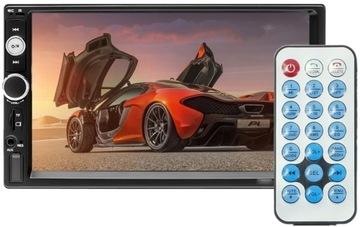 RADIO SAMOCHODOWE BLUETOOTH 2DIN USB DOTYK LCD 7 доставка товаров из Польши и Allegro на русском