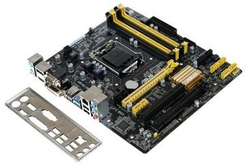 ПЛАТА ASUS B85M-E SATA3 PCI-E X16 USB 3.0 доставка товаров из Польши и Allegro на русском