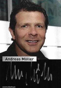 Автограф Андреас Меллер, Чемпион Мира 1990 доставка товаров из Польши и Allegro на русском