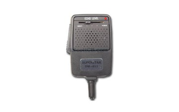 Микрофон CB Радио МТ-412 6-pin УСИЛЕНИЕ ЭХО доставка товаров из Польши и Allegro на русском