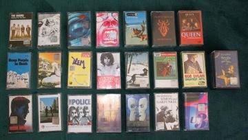 zestaw kaset Doors Led zeppelin Pink Floyd доставка товаров из Польши и Allegro на русском