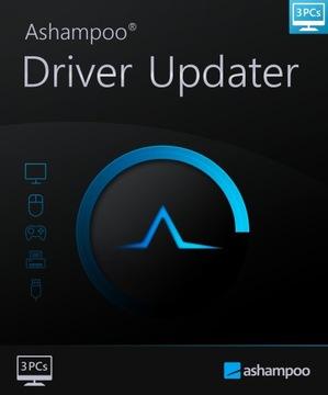 Ashampoo Driver Updater instalator sterowników 3PC доставка товаров из Польши и Allegro на русском