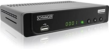 Tuner Dekoder DVB-T SCHWAIGER DTR 600 USB HDMI LAN доставка товаров из Польши и Allegro на русском