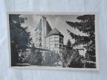 ФОТОГРАФИЯ POCZTÓWKOWA ВИСЛА ЗАМОК ПРЕЗИДЕНТА 1939 доставка товаров из Польши и Allegro на русском