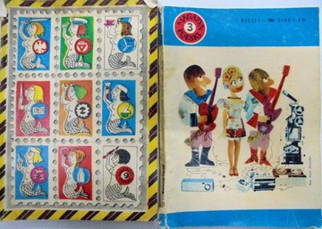 Magazyn polski nr 9/1966 i 3/1968 - доставка товаров из Польши и Allegro на русском