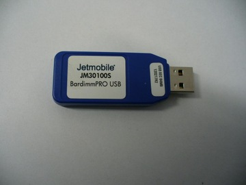 JETMOBILE JM30100S BARDIMM PRO USB HP M601 M602 доставка товаров из Польши и Allegro на русском