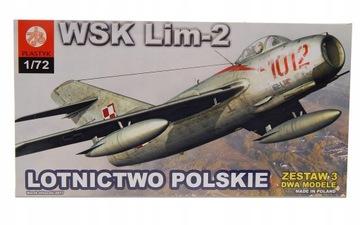 A7264 Модель самолета для склеивания набор 2 модели доставка товаров из Польши и Allegro на русском