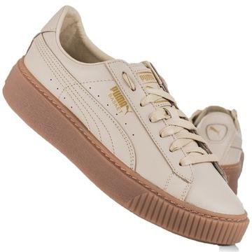 Женская обувь Puma Basket Платформ Core 364040 07 доставка товаров из Польши и Allegro на русском