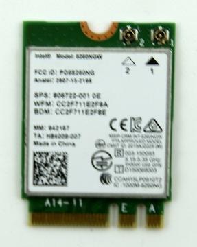 Karta Wifi+BT 4.2 Intel Dual Band 8260NGW доставка товаров из Польши и Allegro на русском