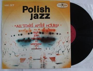 JVR | ALL STARS – Night Jam Session In Warsaw 1973 доставка товаров из Польши и Allegro на русском