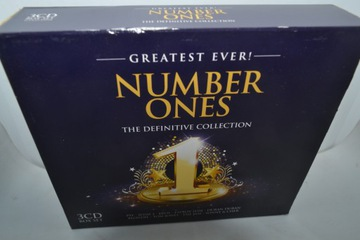 NUMBER ONES Greatest ever 3albumy ИДЕАЛ доставка товаров из Польши и Allegro на русском
