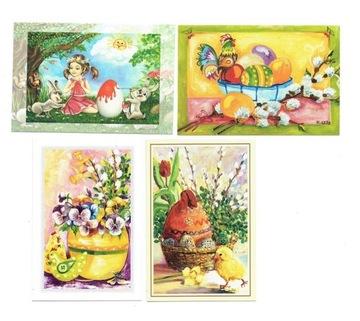 Пасхальная открытка с гравировкой, чтобы положить ее Король  доставка товаров из Польши и Allegro на русском