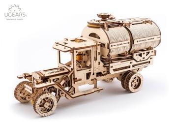 ЦИСТЕРНА Модель механический к участию в Ugears доставка товаров из Польши и Allegro на русском