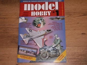 Model Hobby 8 1/2001- Czasopismo Modelarskie доставка товаров из Польши и Allegro на русском