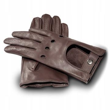 Кожаные перчатки мужские сенсорные автомобильные доставка товаров из Польши и Allegro на русском