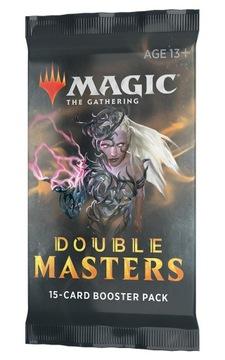 MTG Double Masters Booster Pack доставка товаров из Польши и Allegro на русском