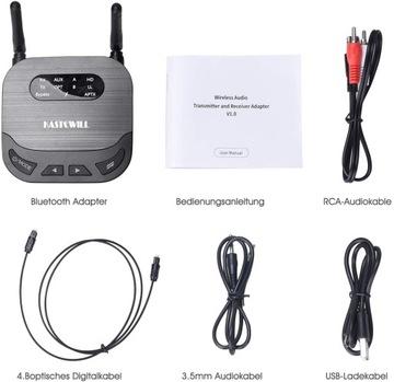 Adapter bluetooth 1000mAh Kastewill. Outlet Wawa доставка товаров из Польши и Allegro на русском