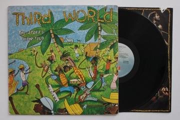 JVR   THIRD WORLD – The Story's Been Told доставка товаров из Польши и Allegro на русском