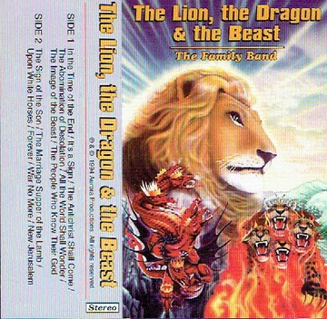 The Family Band The Lion, the Dragon and the Beast доставка товаров из Польши и Allegro на русском