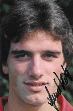 Autograf Bernd Klotz, Borussia Dortmund доставка товаров из Польши и Allegro на русском