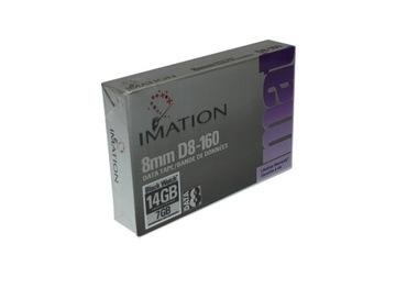Кассета, лента IMATION 8 мм D8-160 7/14GB доставка товаров из Польши и Allegro на русском