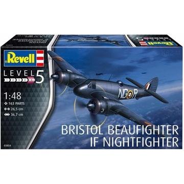 REVELL 03854 - Bristol Beaufighter IF Nightfighter доставка товаров из Польши и Allegro на русском