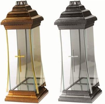 Снитч Часовня стеклянная с зеркалом Фонарики 40см доставка товаров из Польши и Allegro на русском