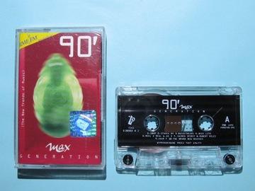 90's MAX GENERATION (1999). доставка товаров из Польши и Allegro на русском