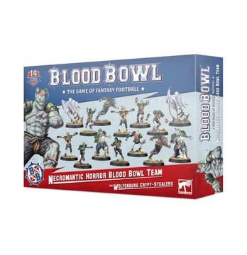 Blood Bowl Necromantic Horror Team доставка товаров из Польши и Allegro на русском