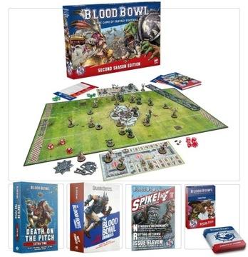 Blood Bowl Jim & Bob's Sports Fan Collection доставка товаров из Польши и Allegro на русском