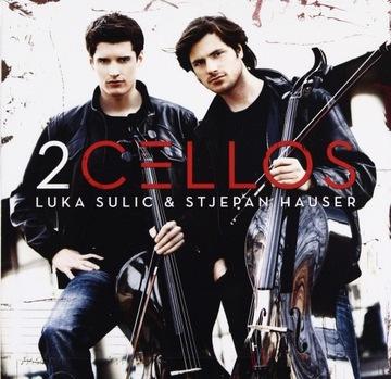 2 CELLOS (SULIC & HAUSER): 2 CELLOS (CD) доставка товаров из Польши и Allegro на русском